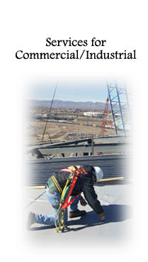 Services For Commercial/Industrial